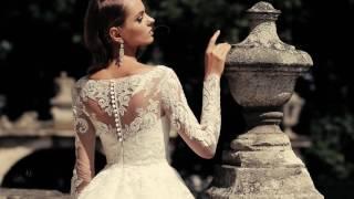 Новая коллекция свадебных платьев DOMINISS