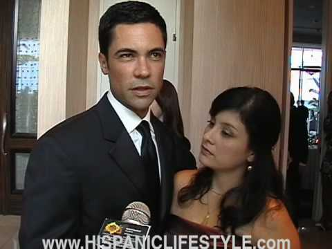 Hispanic Lifestyle interview with Danny Pino of Cold Case on CBS.