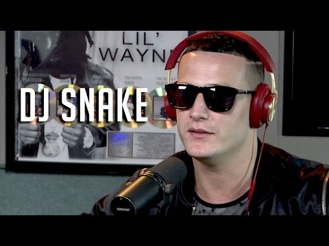 DJ Snake Shares Exclusive DJ Premier Remix + Why He Gives Music For Free!