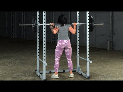 Powerline PPR200X Power Rack (BodySolid.com)