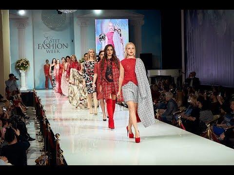 Модый показ NK Fashion на неделе моды Estet Fashion Week 2019