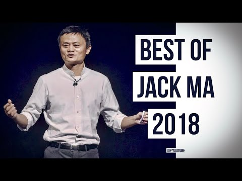 Best of Jack Ma 2017-2018 Interview Collection