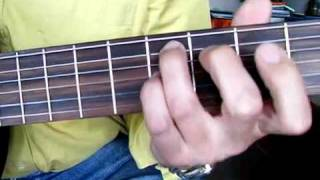 Agua de Beber Guitar Lesson