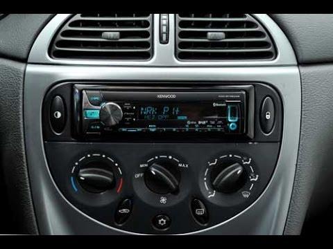 Instruksjonsvideo for bytte av eksisterende bilradio med en ny DAB-radio