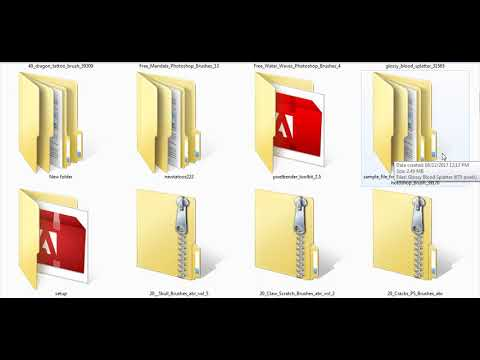 HD Backgrounds by SJ