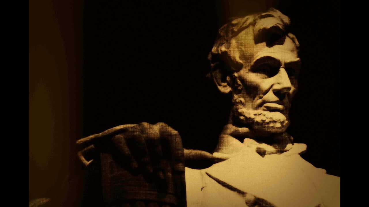 the most famous and mysteries ghost photograph of abraham lincoln