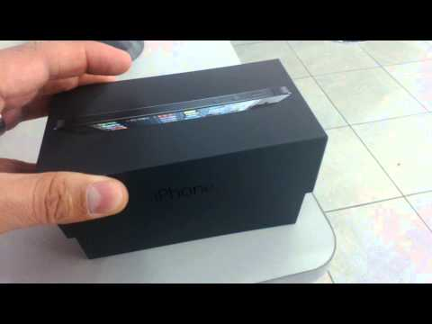 iphone 5 Rogers unboxing proof 32gb
