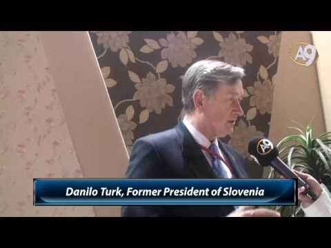 Danilo Turk, Third President of the Republic of Slovenia