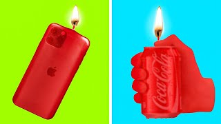 28 AMAZING DIY CANDLE DESIGN IDEAS