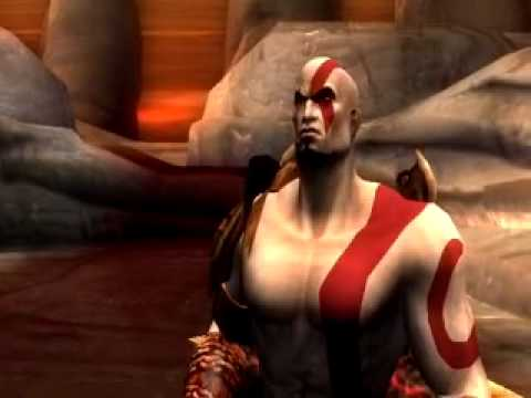 when did kratos and atlas meet