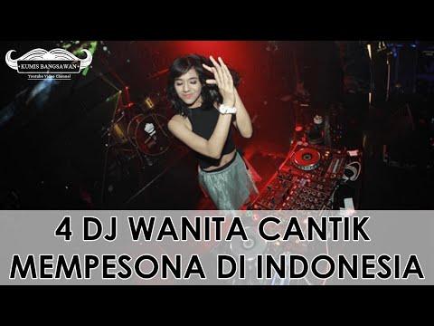 BIKIN GERAH GAN!!! 4 DJ Wanita Cantik Mempesona di Indonesia