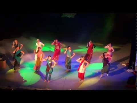 Fantázia orientu 2012 - Bollywood