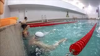 Тренировка 12.04.18 (swimtomsk - обучение плаванию взрослых)