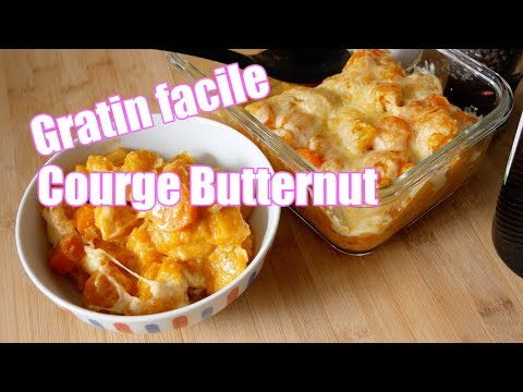 gratin-de-courge-butternut-facile
