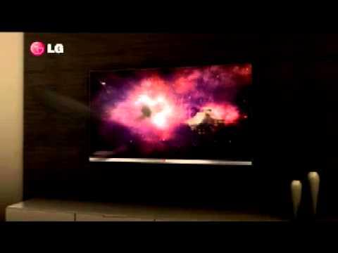 LG Cinema Screen 3D TV Reklamı