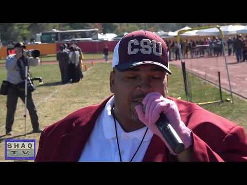 Central State University 2019 Homecoming HalfTime Show { 4K }