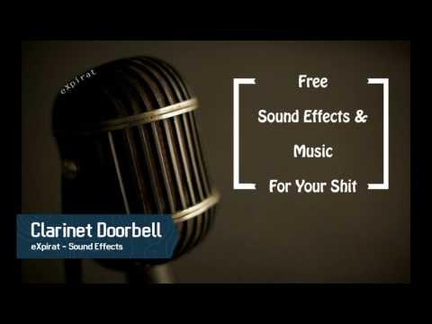 Clarinet Doorbell Melody - Sound Effect - 2017 - YT