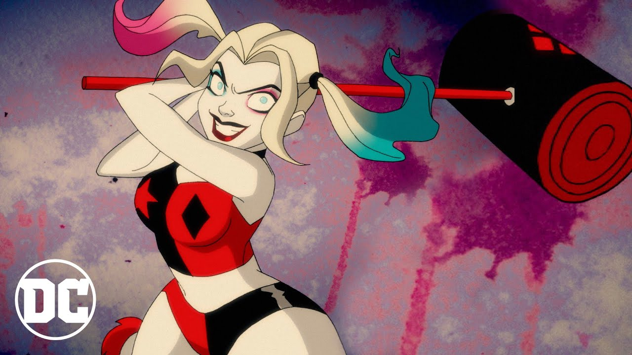 Harley Quinn and Her Team of Super Villains - YouTube
