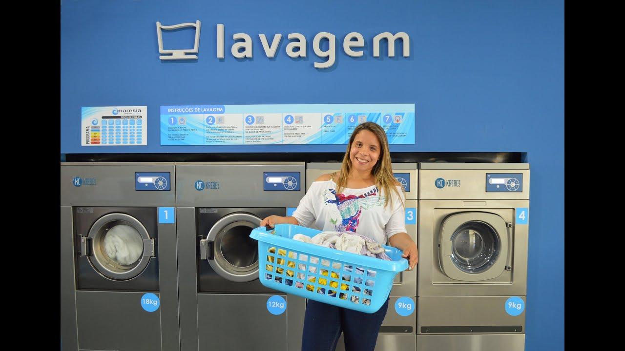 Como eu lavo roupa em portugal lavanderia self service for Lavanderia self service catania