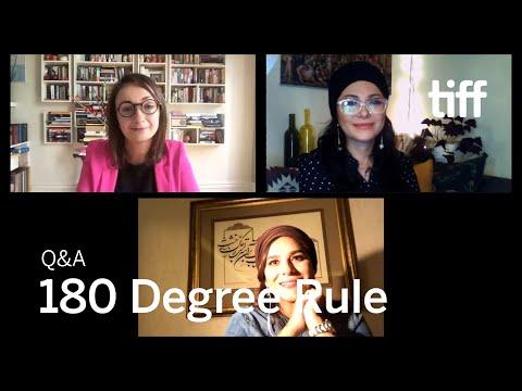 180° RULE Q&A | TIFF 2020