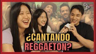 COREANO CANTANDO REGGAETÓN DE CASTIGO (ft. Despacito) [Coreanas Latinas]