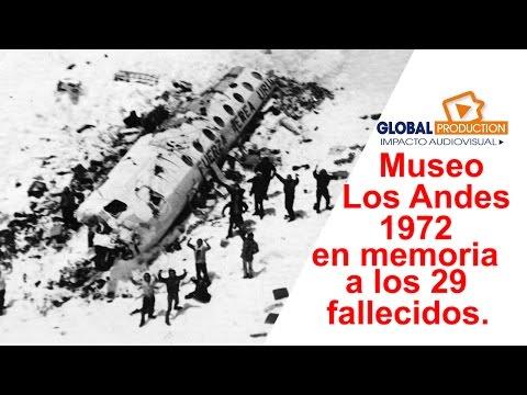 Museo Andes 1972 - uruguai