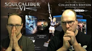 Is It Worth It??! SoulCalibur VI Collector's Edition Review and Breakdown!