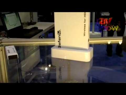 DSE 2012: Gefen Talks About Its Signal Management Products