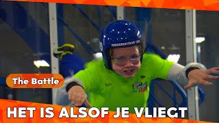 DE VETSTE BATTLE EVER: SKYDIVEN! 🔥| ZAPPSPORT