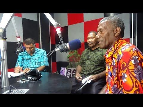 Radio Fiji One: Are Fishermen Endangered?