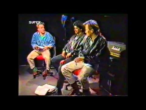 Killing Joke Interview 1988