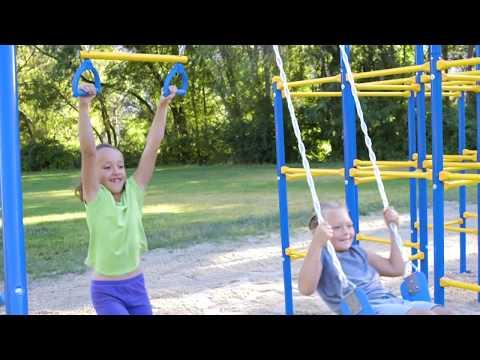 Swing Set Accessory Module