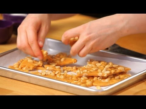 How To Make Brittle | Candy Making