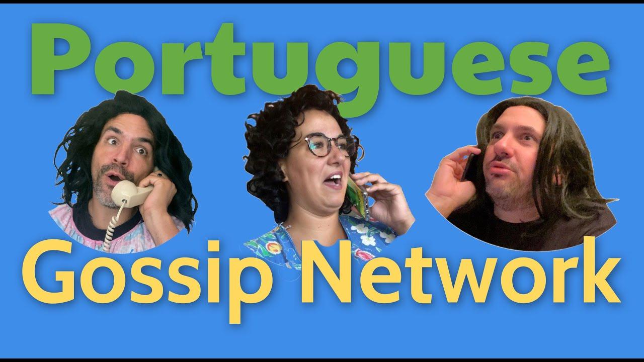 Portuguese Gossip Network
