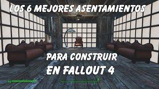 Fallout 4 - Los 6 mejores asentamientos para construir en Fallout 4