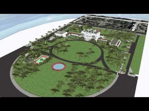 The White House 3D Model