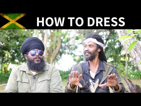 HOW TO DRESS AS CHRISTIANS