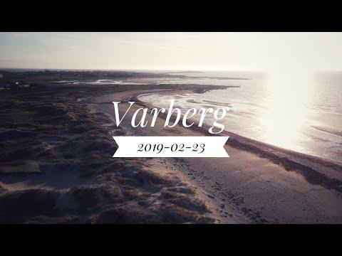 A day in Varberg, Sweden 23 feb 2019