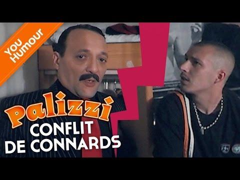PALIZZI - Conflit de Connards