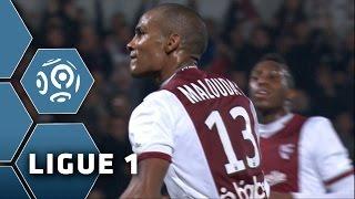 But Florent MALOUDA (90' pen) / FC Metz - SM Caen (3-2) -  (FCM - SMC) / 2014-15