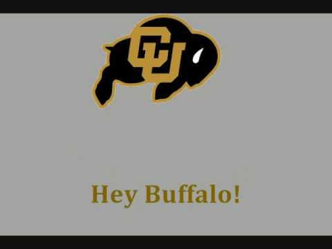 Fight song sequence of Colorado (Glory, Go Colorado & Fight CU)