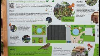 klimaatvriendelijke tuin t Harde