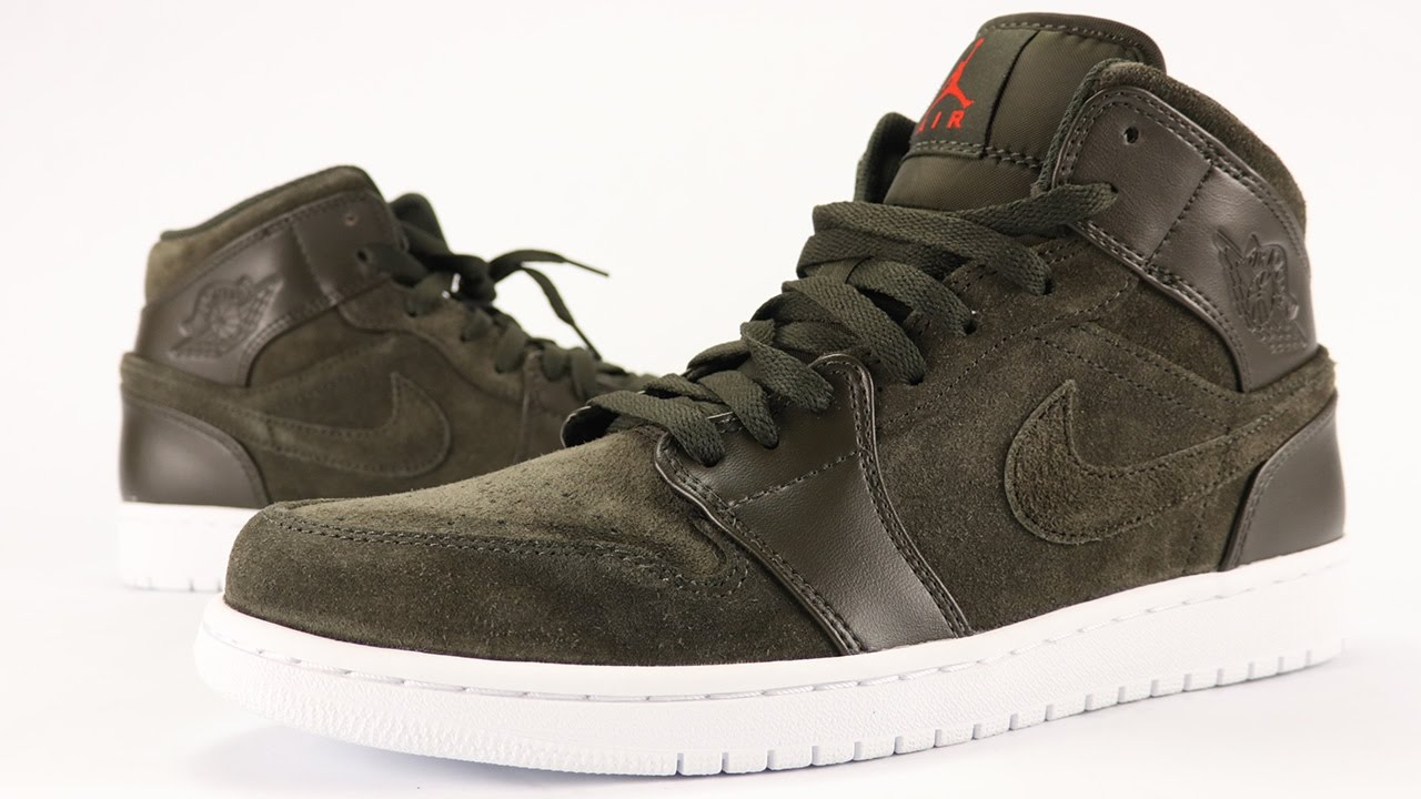 promo codes wholesale online 50% off Air Jordan 1 Mid Sequoia Review + On Feet
