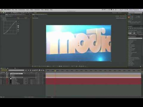 After Effects Tutorial: Extruding Vector Logos in Element 3D
