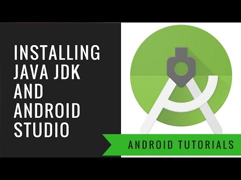 android-app-tutorial-1:-installing-java-jdk-and-android-studio
