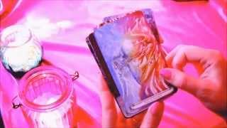 Fairy Tale Tarot Cards ~*~ Les Cartes Tarot Contes de Fee ~*~ ASMR (French/francais) HD