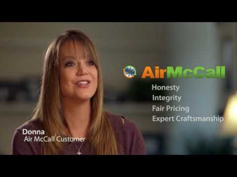 Air McCall - Jacksonville Air Conditioning and Heating. (904) 288-6110