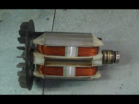 Watch on brush motor diagram