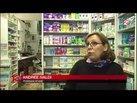 """Michèle Rivasi (Fr 2) : """"Les laboratoires s'organisent pour que les citoyens n'aient plus le choix"""""""