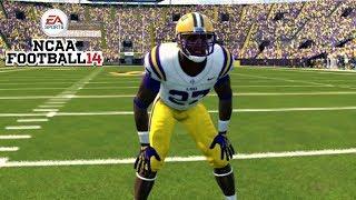 LSU Tigers Dynasty - NCAA Football 14 Dynasty Mode   Gameplay   Ep.33